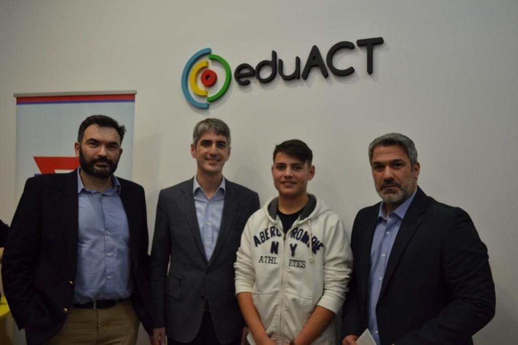 Ambassadors eduACT